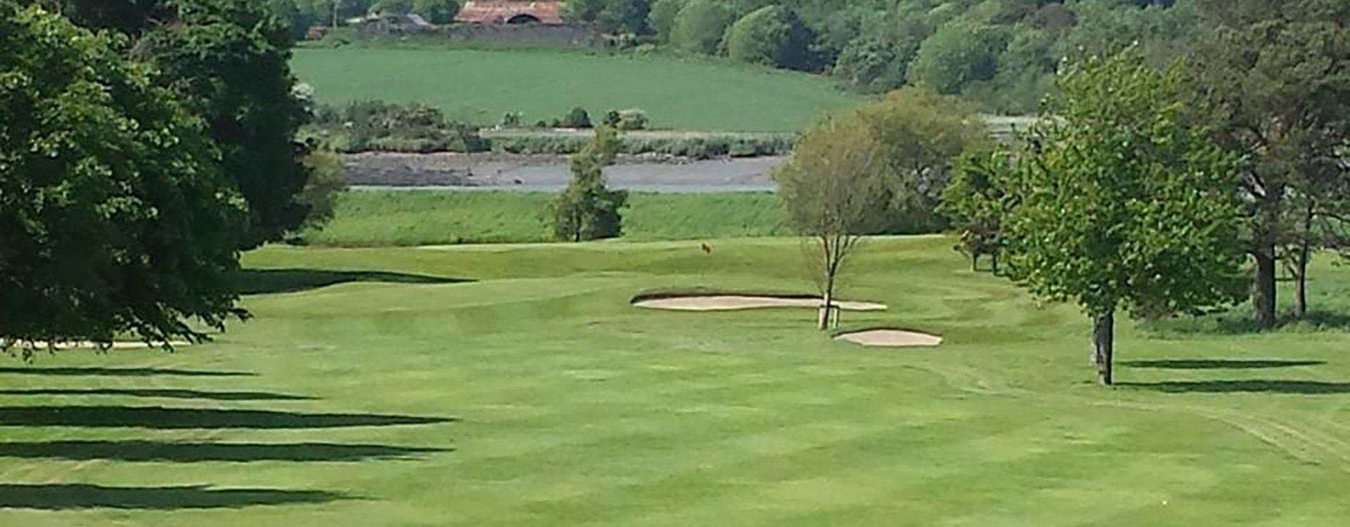 Waterford Castle 12th Fairway - Club Choice USA
