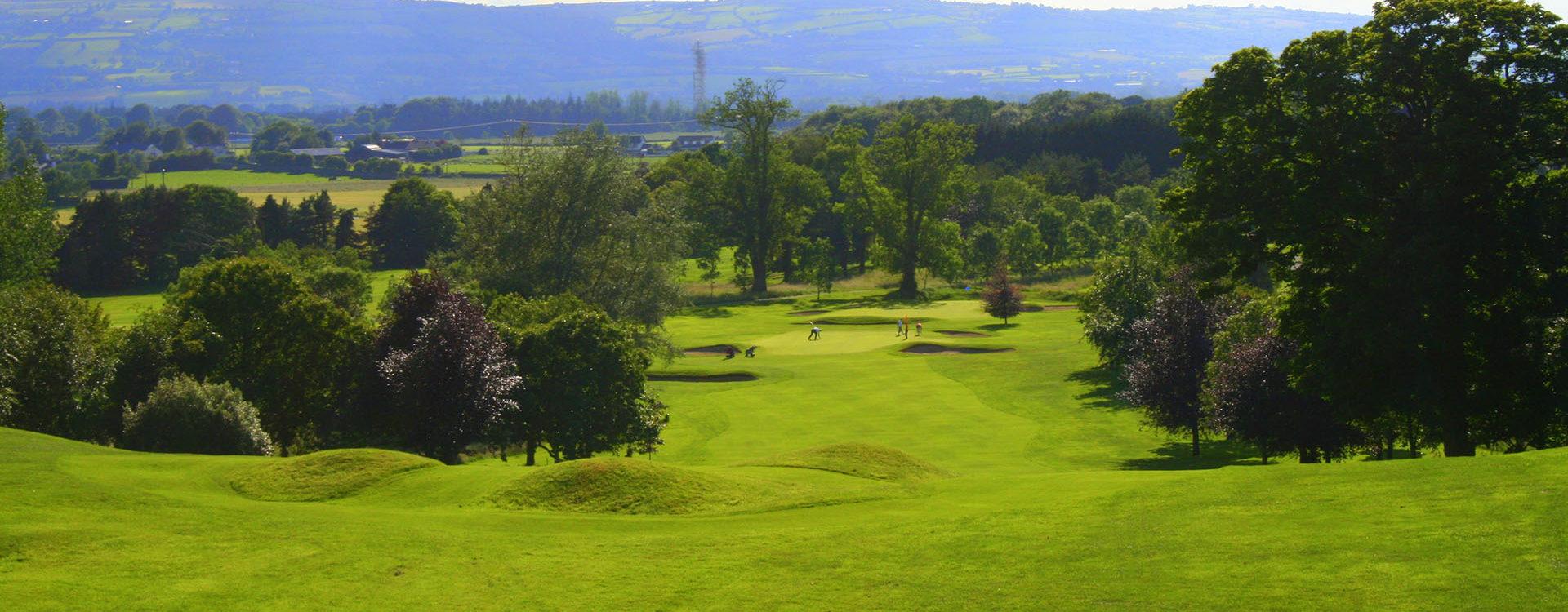 Carlow Golf Club - Club Choice Ireland