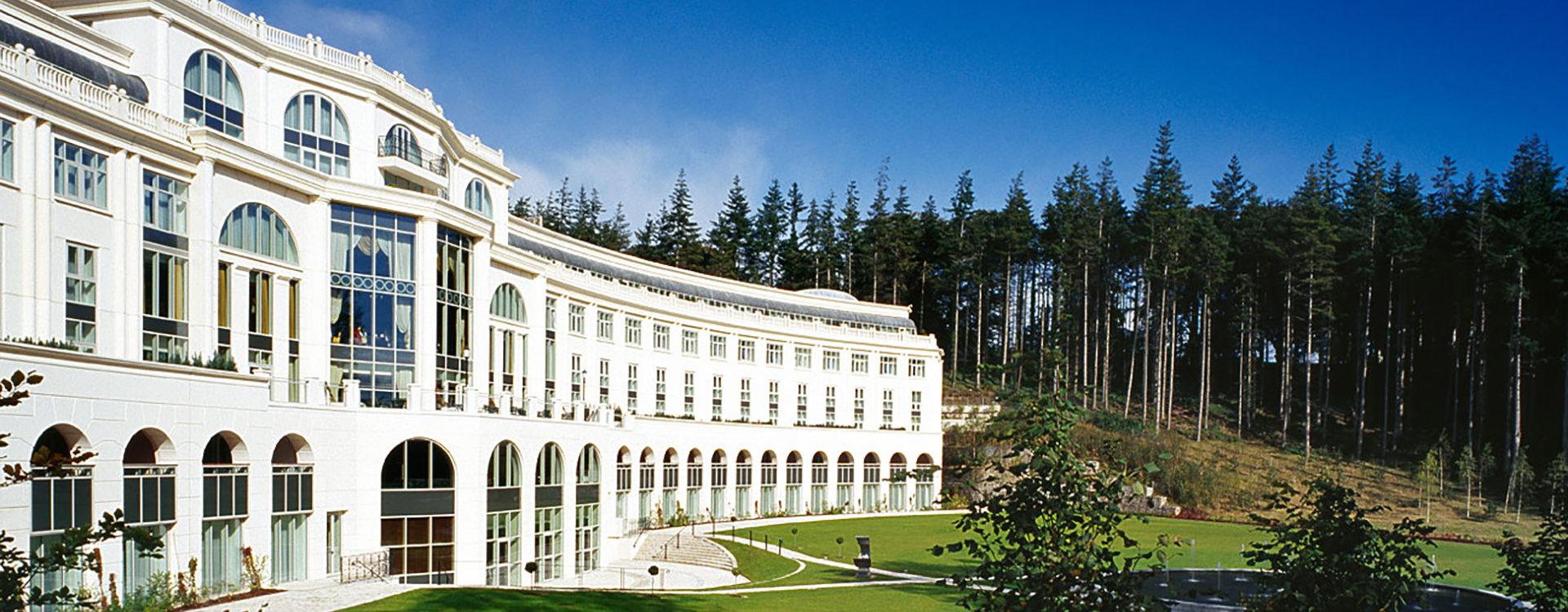 Powerscourt house hotel