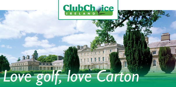 Love golf, love Carton