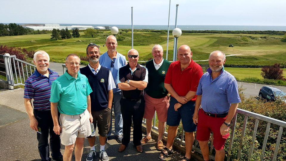 Mark from Wrekin Golf Club