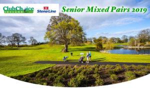 Senior Mixed Pairs 2019