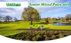 Seniors Mixed Pairs 2019