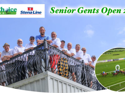 Senior Gents Open 2019