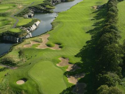 K Club Smurfit Golf Course