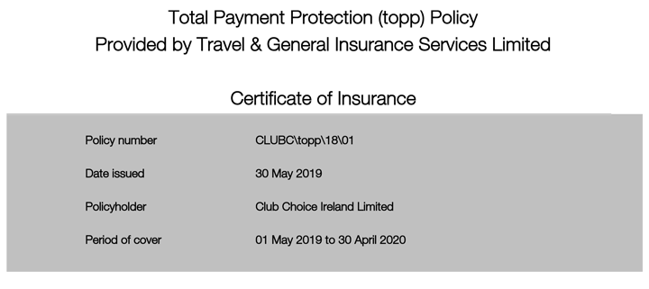 Policy Cert