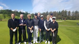 Paul and the gang from Kingsdown Golf Club